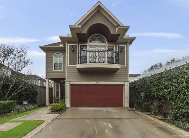 907 Herkimer Street, Houston, TX 77008 (MLS #35622027) :: The Parodi Team at Realty Associates