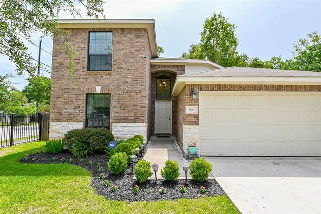 5020 Chapman Street, Houston, TX 77009 (MLS #35628196) :: The Sansone Group