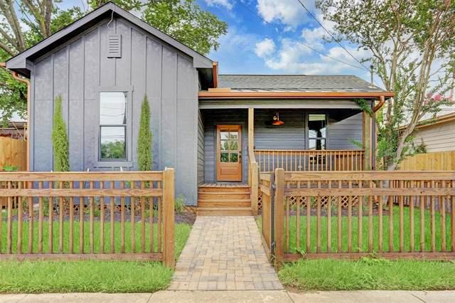 711 Quitman Street, Houston, TX 77009 (MLS #35633865) :: The SOLD by George Team