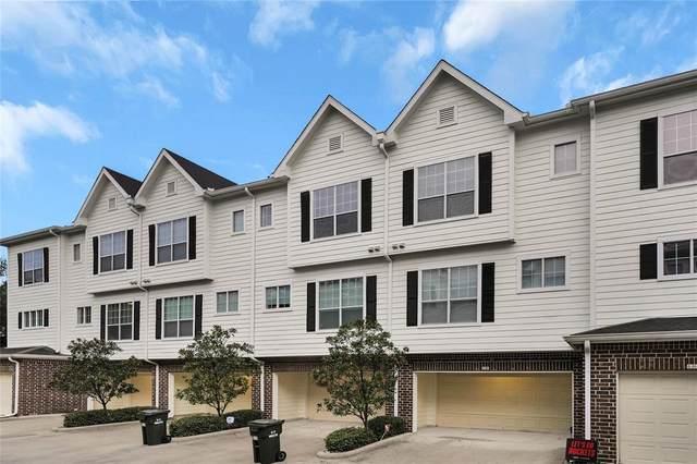 9200 Westheimer Road #205, Houston, TX 77063 (MLS #35638527) :: Lerner Realty Solutions