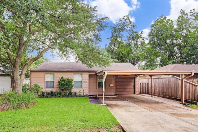 1647 Walton Street, Houston, TX 77009 (MLS #3564022) :: Giorgi Real Estate Group