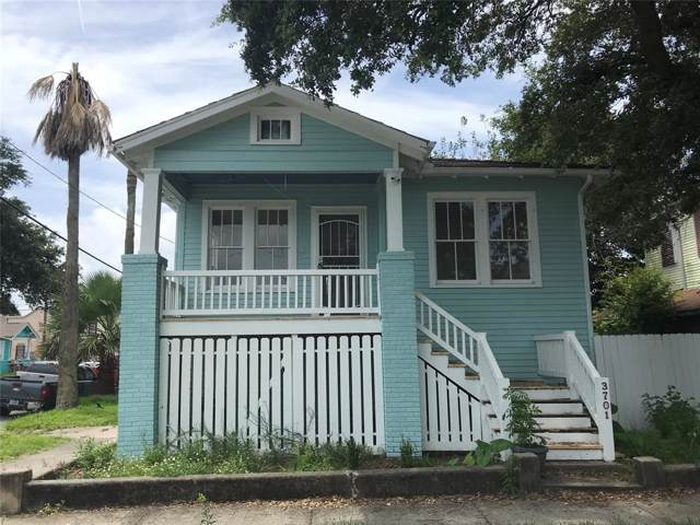3701 Avenue N 1/2, Galveston, TX 77550 (MLS #35640627) :: The Jill Smith Team