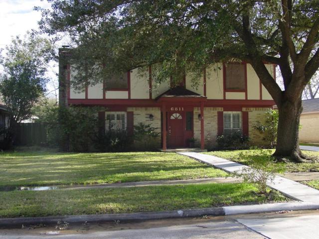 6811 Falling Waters Drive, Spring, TX 77379 (MLS #35641652) :: Fairwater Westmont Real Estate