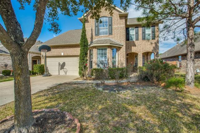 24626 Lake Path Circle, Katy, TX 77493 (MLS #35642539) :: Caskey Realty