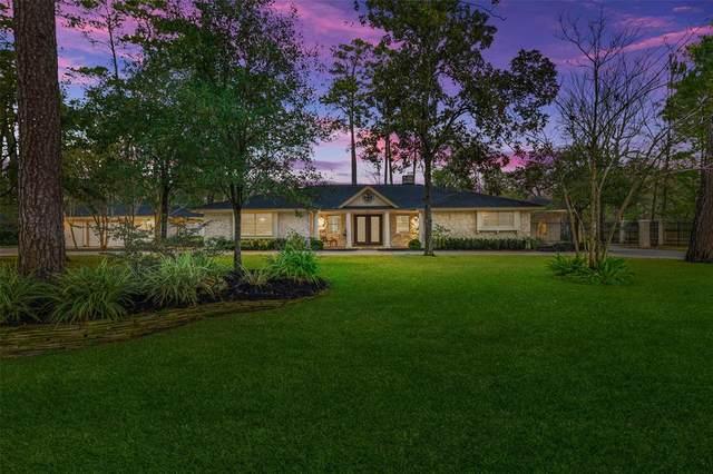 1411 Walnut Lane, Kingwood, TX 77339 (MLS #35651038) :: The Parodi Team at Realty Associates