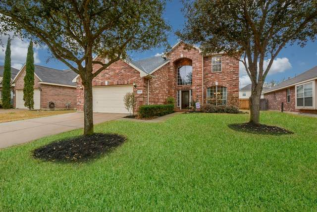 16411 W Yellow Bud Court, Cypress, TX 77433 (MLS #35662448) :: Connell Team with Better Homes and Gardens, Gary Greene