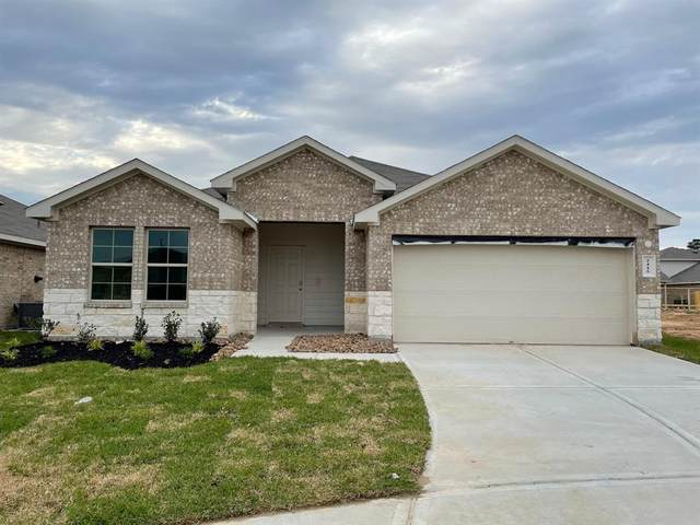 2415 Staverton Circle, Spring, TX 77373 (MLS #35666788) :: The SOLD by George Team