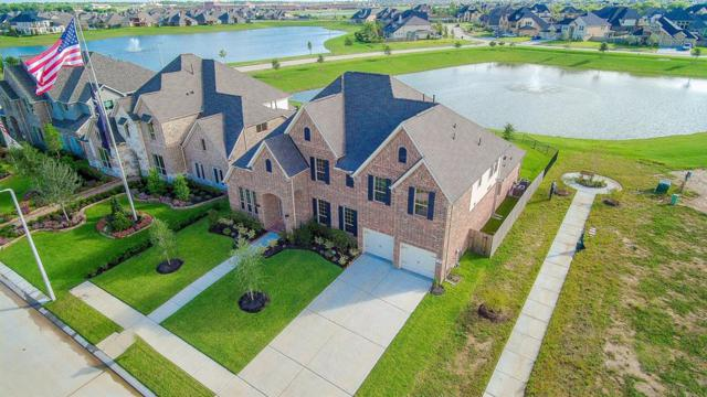 1605 Noble Way Court, League City, TX 77573 (MLS #35667017) :: The Heyl Group at Keller Williams