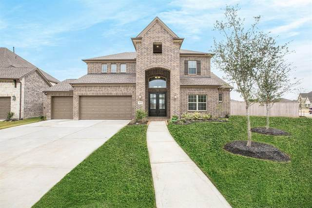 5831 Nickel Bend Lane, Rosenberg, TX 77469 (MLS #35676125) :: Ellison Real Estate Team