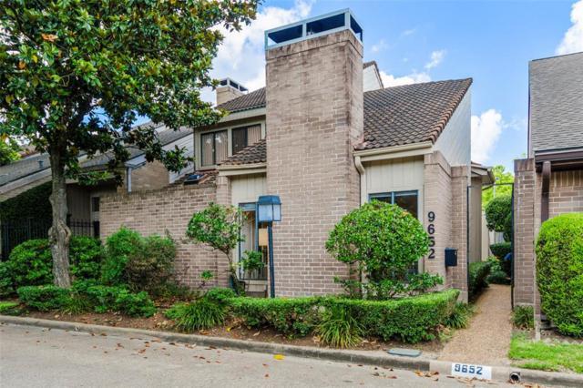 9652 Longmont Drive, Houston, TX 77063 (MLS #35677873) :: Caskey Realty