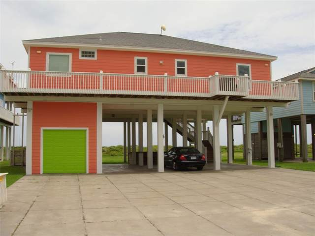 1818 Redfish Lane, Crystal Beach, TX 77650 (MLS #35685550) :: Texas Home Shop Realty