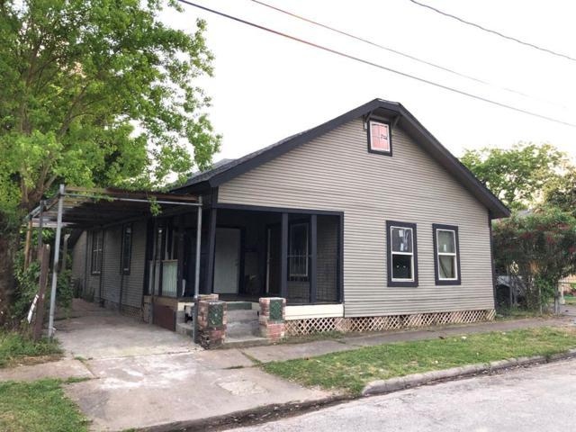 7422 Avenue I, Houston, TX 77011 (MLS #35691132) :: Giorgi Real Estate Group