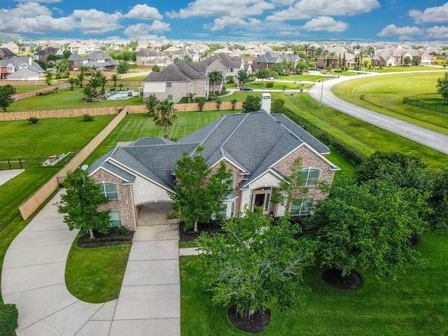 3942 Lake Star Drive, League City, TX 77573 (MLS #35693708) :: The Bly Team