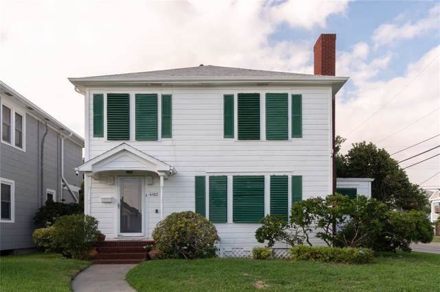 4102 Avenue T, Galveston, TX 77550 (MLS #35704730) :: Connect Realty