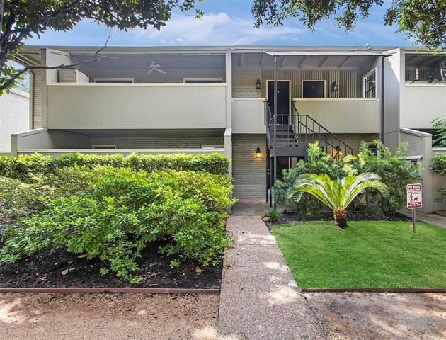 4723 Aftonshire Drive #1, Houston, TX 77027 (MLS #35720335) :: The Parodi Team at Realty Associates