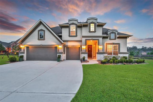2182 Graystone Hills Drive, Conroe, TX 77304 (MLS #35722655) :: Johnson Elite Group