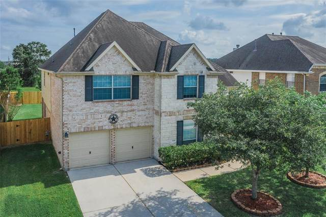 2525 Oak Dale Way, Seabrook, TX 77586 (MLS #35725265) :: The Bly Team