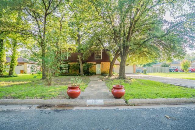 108 Hickory Street, Huntsville, TX 77320 (MLS #35738974) :: The SOLD by George Team