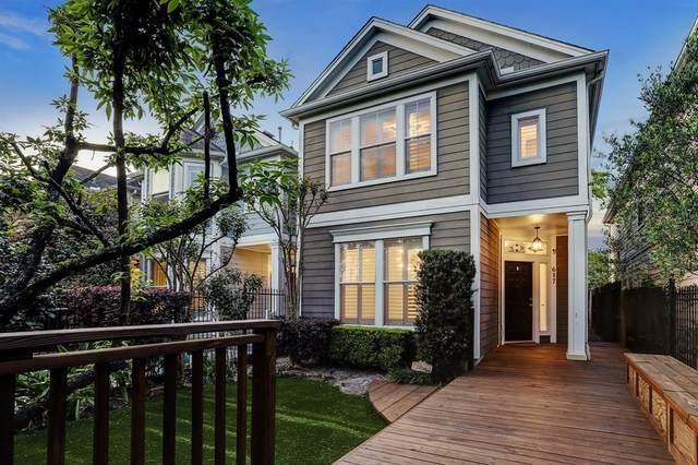 617 W 20th Street, Houston, TX 77008 (MLS #35745090) :: Giorgi Real Estate Group