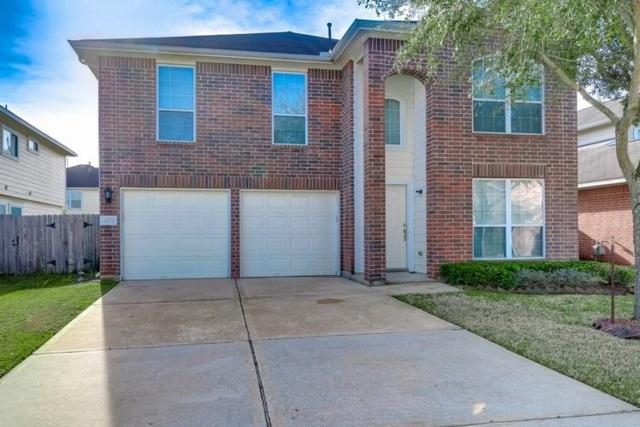 1407 Orchid Drive, Missouri City, TX 77489 (MLS #35745999) :: The Heyl Group at Keller Williams