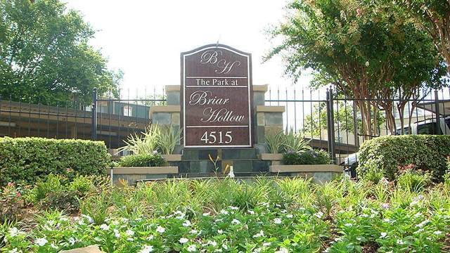 4515 Briar Hollow Place #206, Houston, TX 77027 (MLS #35759348) :: Caskey Realty