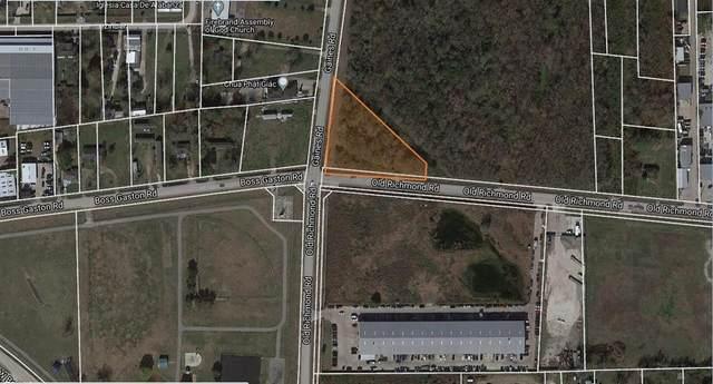 TBD Old Richmond - Gains Road, Sugar Land, TX 77498 (MLS #35761075) :: Lisa Marie Group | RE/MAX Grand