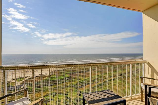 1401 E Beach Drive #1110, Galveston, TX 77550 (MLS #35762163) :: Caskey Realty