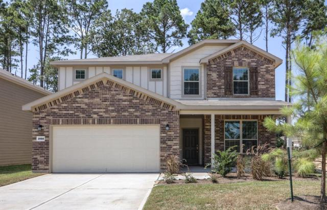 2104 Lost Timbers Drive, Conroe, TX 77304 (MLS #35762218) :: The Collective Realty Group