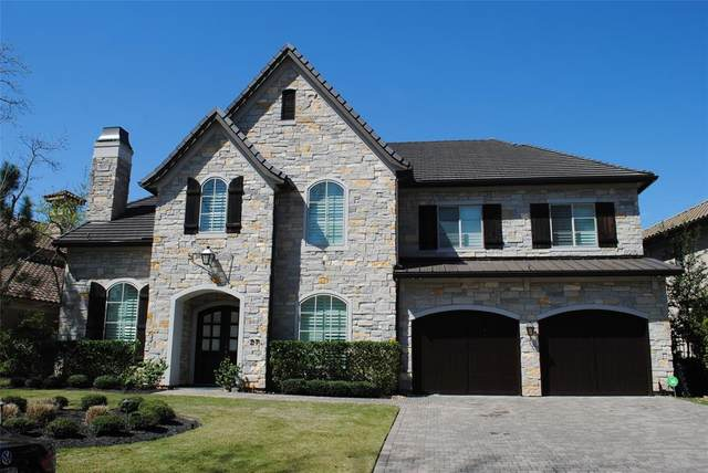 27 Johnathan Landing Court, The Woodlands, TX 77389 (MLS #35766196) :: Ellison Real Estate Team