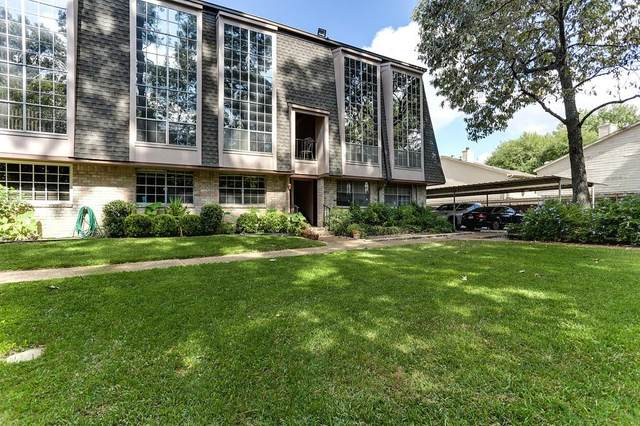12633 Memorial Drive #248, Houston, TX 77024 (MLS #35772308) :: All Cities USA Realty