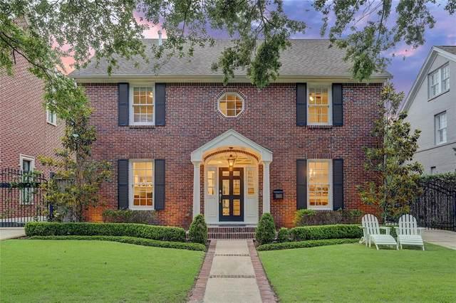 2622 Cason Street, West University Place, TX 77005 (MLS #35777729) :: Keller Williams Realty