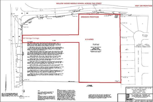0 N Eldridge Parkway, Tomball, TX 77377 (MLS #35780694) :: Giorgi Real Estate Group