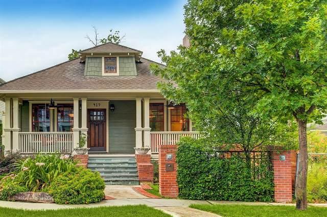 419 E 24th Street, Houston, TX 77008 (MLS #35787633) :: Green Residential