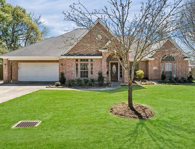 3808 Oak Ridge Drive, Baytown, TX 77523 (MLS #35795855) :: The Queen Team