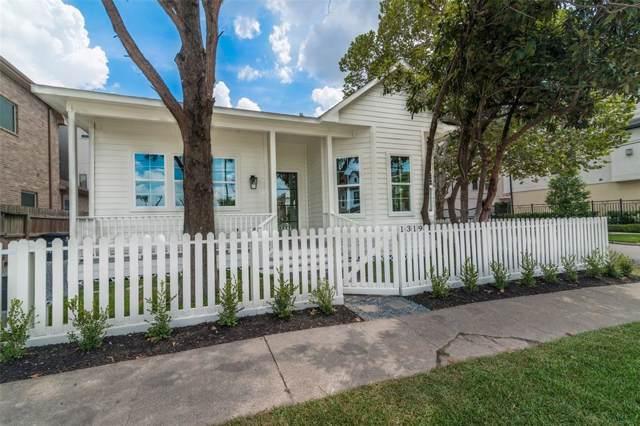 1319 Shearn Street, Houston, TX 77007 (MLS #35800115) :: The Heyl Group at Keller Williams