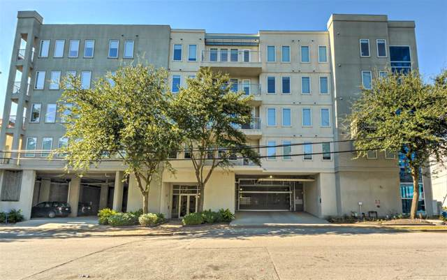 505 Jackson Hill Street #109, Houston, TX 77007 (MLS #35805595) :: Ellison Real Estate Team