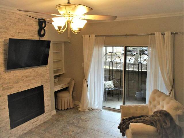 3500 Tangle Brush Drive #201, The Woodlands, TX 77381 (MLS #35815803) :: The SOLD by George Team