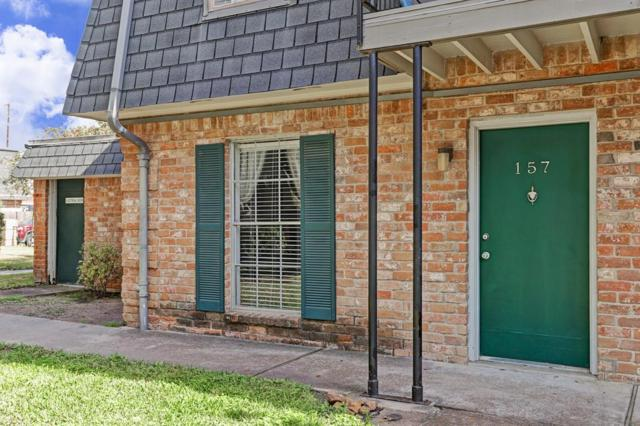 8931 Gaylord Drive #157, Houston, TX 77024 (MLS #35816154) :: The Bly Team