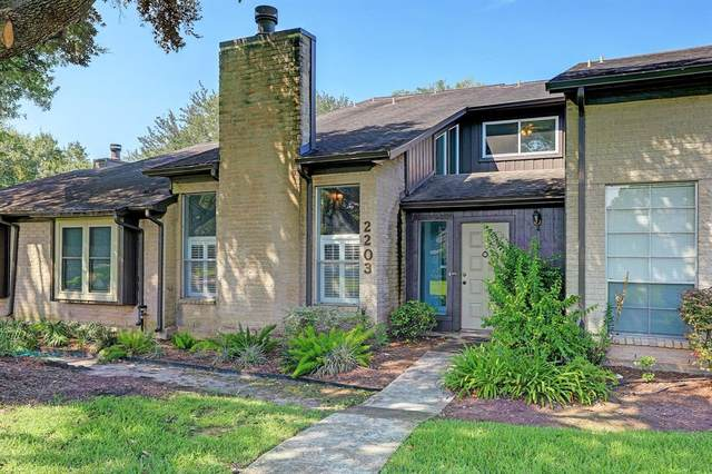 2203 Broadlawn Drive, Houston, TX 77058 (MLS #35818515) :: The SOLD by George Team