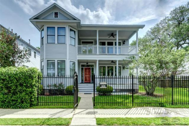 1420 & 1416 Herkimer Street, Houston, TX 77008 (MLS #35828602) :: Texas Home Shop Realty