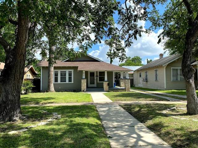 839 E Highland Boulevard, San Antonio, TX 78210 (MLS #35841931) :: The SOLD by George Team