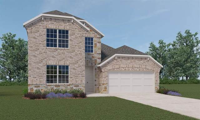 1273 Sandstone Hills Drive, Montgomery, TX 77316 (MLS #35843415) :: The Queen Team