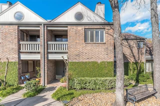 1114 Augusta Drive #17, Houston, TX 77057 (MLS #35848494) :: Homemax Properties