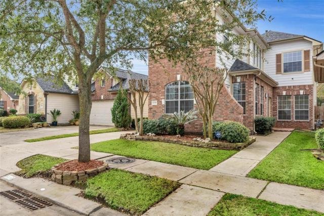 6318 Breezy Hollow Lane, Katy, TX 77450 (MLS #35852910) :: Caskey Realty