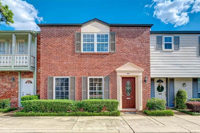 12650 Rip Van Winkle Drive #14, Houston, TX 77024 (MLS #35853764) :: Texas Home Shop Realty