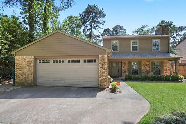 5 Hickory Oak Drive, The Woodlands, TX 77381 (MLS #35863412) :: Caskey Realty