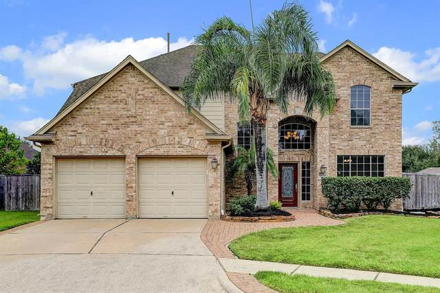 1103 Dunlavy Court, Pearland, TX 77581 (MLS #35864547) :: The Sansone Group