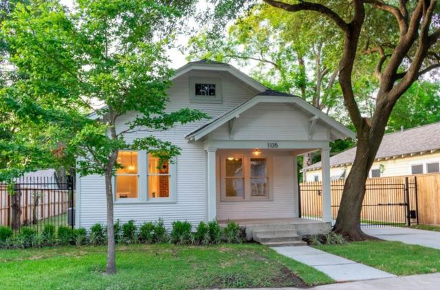 1135 Jerome Street, Houston, TX 77009 (MLS #35870598) :: The Parodi Team at Realty Associates