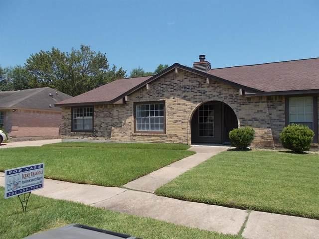 19506 Plantain Drive, Katy, TX 77449 (MLS #35872466) :: The Heyl Group at Keller Williams