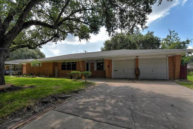 707 Rosewood Drive, Baytown, TX 77520 (MLS #3587625) :: The Bly Team